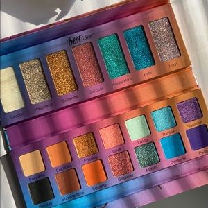 Violet Voss Best Life eyeshadow palette with box